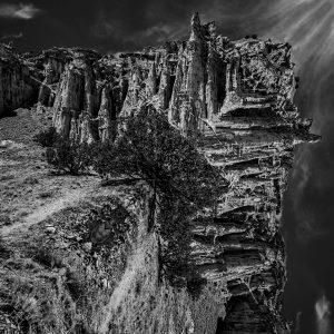 A Disconcerting Landscape #7