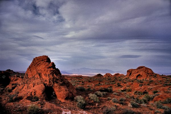 Beehive Rock Formations, Valley of Fire,Nevada
