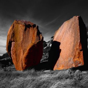 The Enchanted Rock Collection: A Tale of Two Megoliths