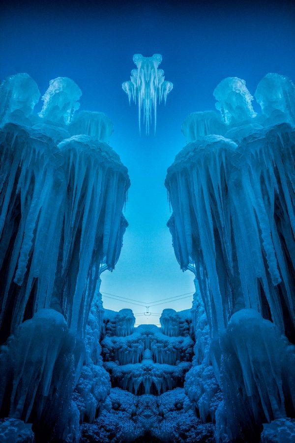 The Ice Temple Altar