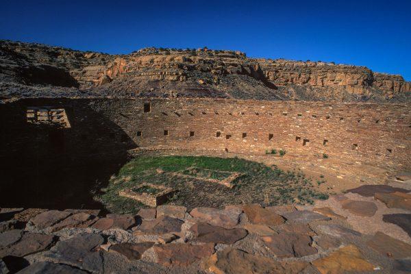 Casa Rinconada Kiva 2, Chaco Canyon, NM