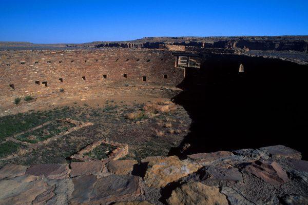 Casa Rinconada Kiva, Chaco Canyon, NM
