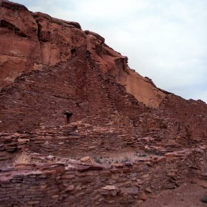 Chetro Ketl Great House Ruins, Chaco Canyon, NM