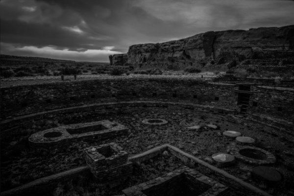 Chetro Ketl Kiva 2, Chaco Canyon, NM
