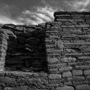 Chetro Ketl North Wall Niche 2, Chaco Canyon, NM