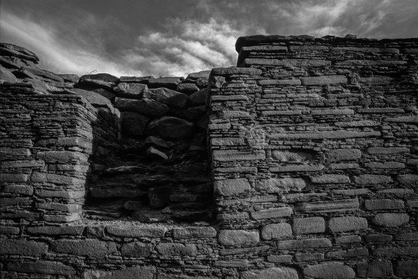 Chetro Ketl North Wall Niche 2, Chaco Canyon, NM
