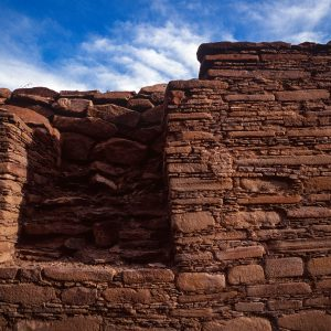 Chetro Ketl North Wall Niche, Chaco Canyon, NM