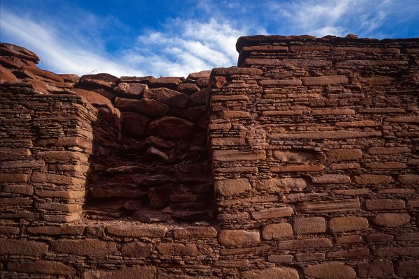 Chetro Ketl North Wall Niche, Chaco Canyon, NM