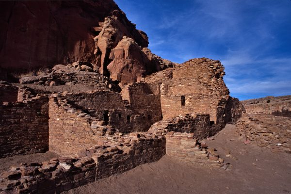 Chetro Ketl West 2, Chaco Canyon, NM