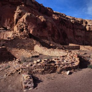Chetro Ketl West , Chaco Canyon, NM