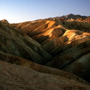 Folds at Zabriskie Point 2, Death Valley, CA