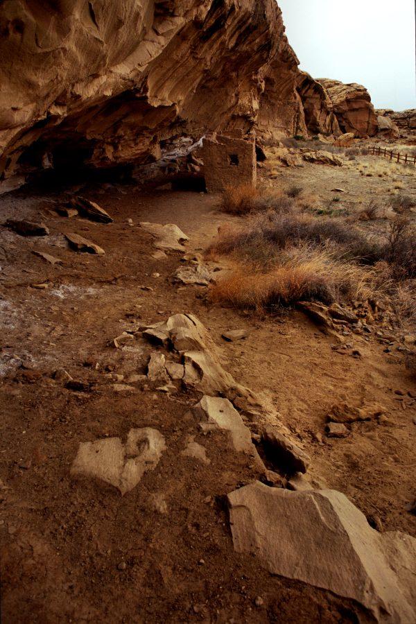 Gallo Ruin, Chaco Canyon, NM