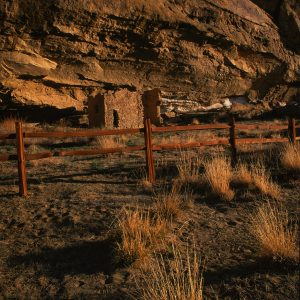 Gallo Ruin and Rail Fence 3, Chaco Canyon, NM