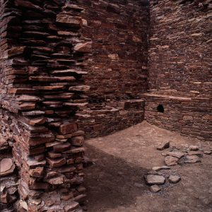 Hungo Pavi Interior Room 2, Chaco Canyon, NM