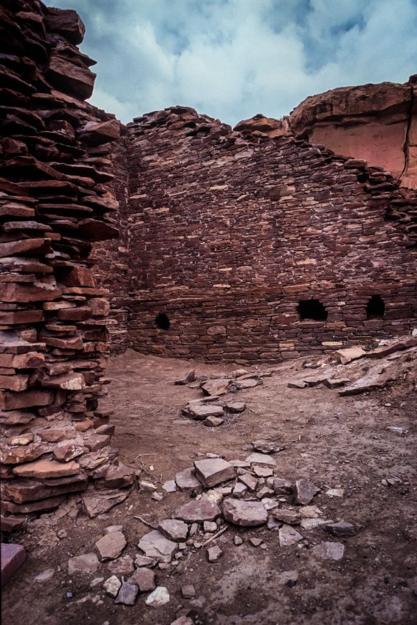 Hungo Pavi Interior Room 3, Chaco Canyon, NM