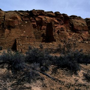 Hungo Pavi Ruins, Chaco Canyon, NM
