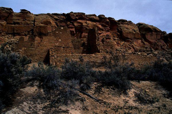 Hungo Pavi Ruins, Chaco Canyon, NM