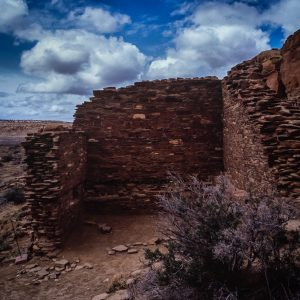 Hungo Pavi South Room 2, Chaco Canyon, NM