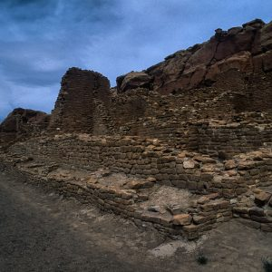 Kin Kletso, Chaco Canyon, NM