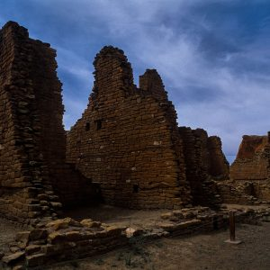 Kin Kletso Ruins, Chaco Canyon, NM
