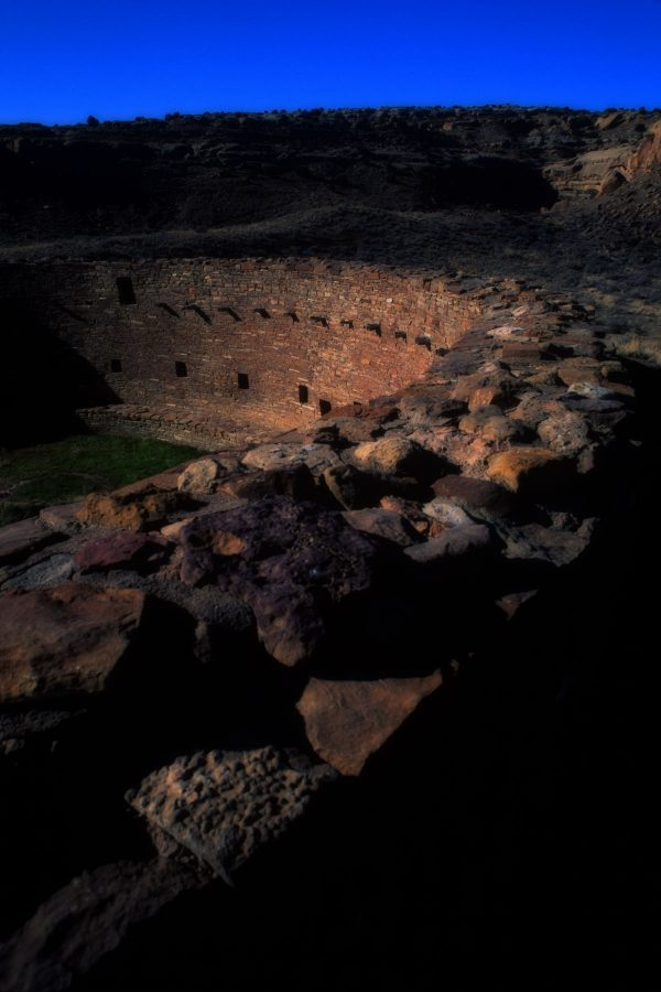 Kiva at Casa Rinconada Kiva, Chaco Canyon, NM