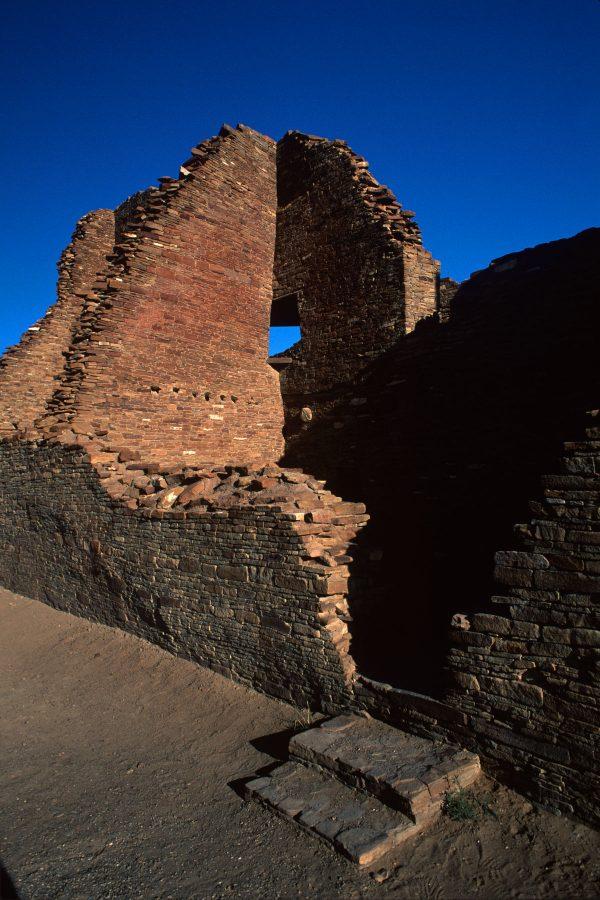 Pueblo Bonito Great House 2, Chaco Canyon, NM