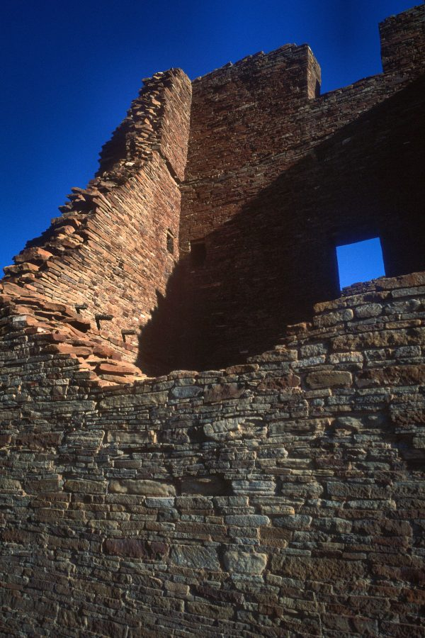Pueblo Bonito High Room, Chaco Canyon, NM