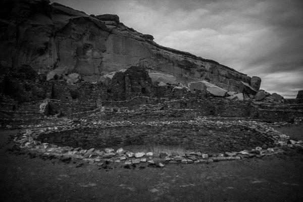 Pueblo Bonito Kiva 2, Chaco Canyon, NM