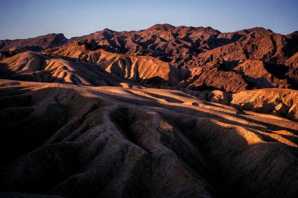 South View, Zabriskie Point, Death Valley, CA