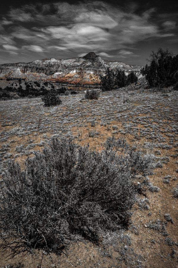 Lenticular Clouds Over El Monte Rojo 7, Abiquiu, New Mexico