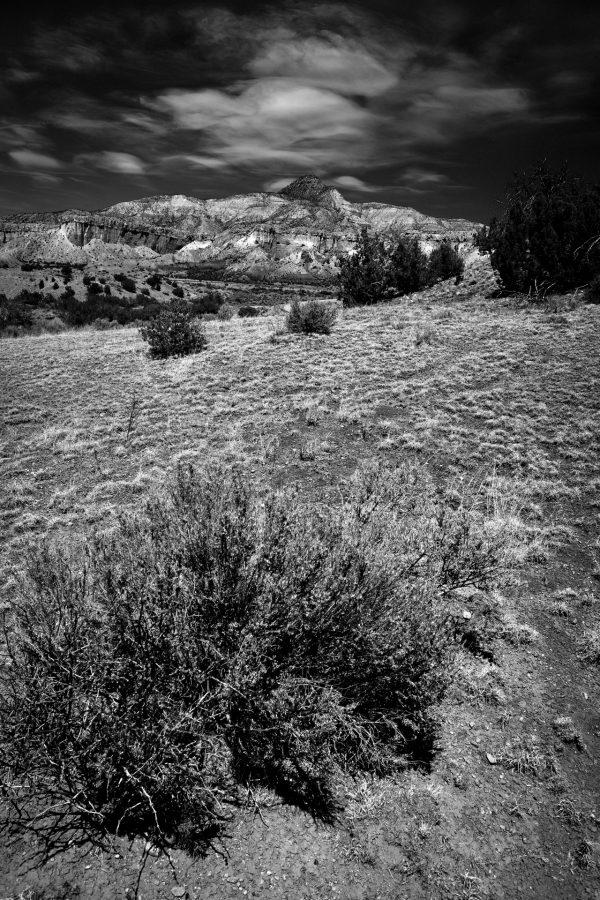 Lenticular Clouds Over El Monte Rojo 8, Abiquiu, New Mexico