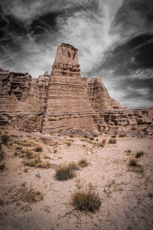 Plaza Blanca Sentries 10, Abiquiu, New Mexico