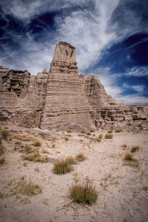 Plaza Blanca Sentries 12, Abiquiu, New Mexico