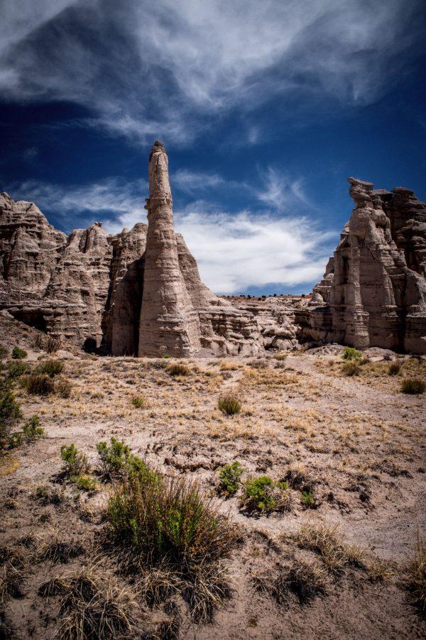 Plaza Blanca Sentries 15, Abiquiu, New Mexico