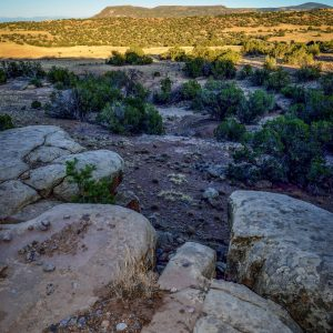 The Eastern Ledge, Abiquiu, New Mexico