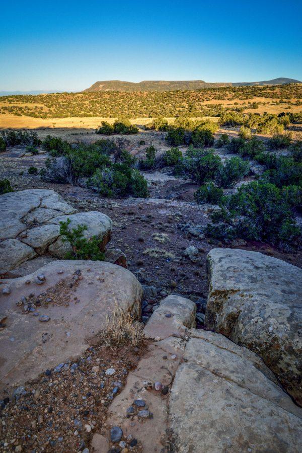 The Eastern Ledge, Abiquiu, New Mexico