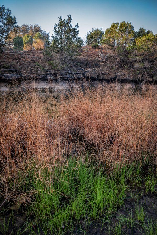 A Smith Creek Morning, Wimberley, Texas