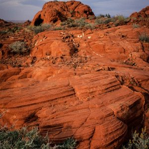 Aztec Sandstone Formations, Valley of Fire, Nevada