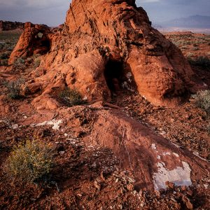 Beehive Formation, Valley of Fire, Nevada