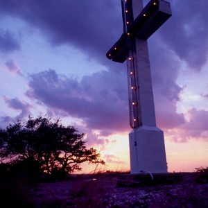 Cross Mountain Summit, Fredericksburg, TX