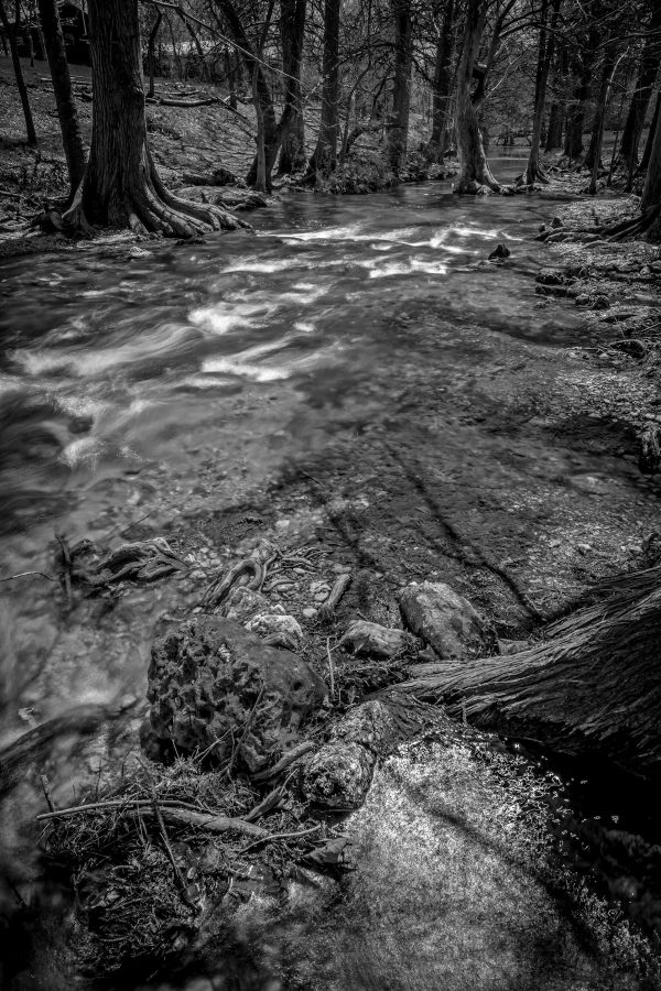 Cypress Creek Little Rapids, Wimberley, Texas #2