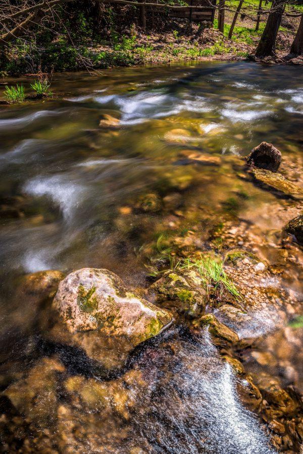 Cypress Creek Little Rapids, Wimberley, Texas #3
