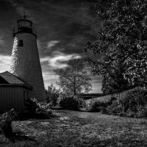 Dyce Head Lighthouse #11, Castine, Maine
