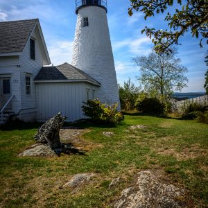 Dyce Head Lighthouse #12, Castine, Maine (2)