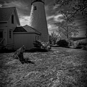 Dyce Head Lighthouse #12, Castine, Maine