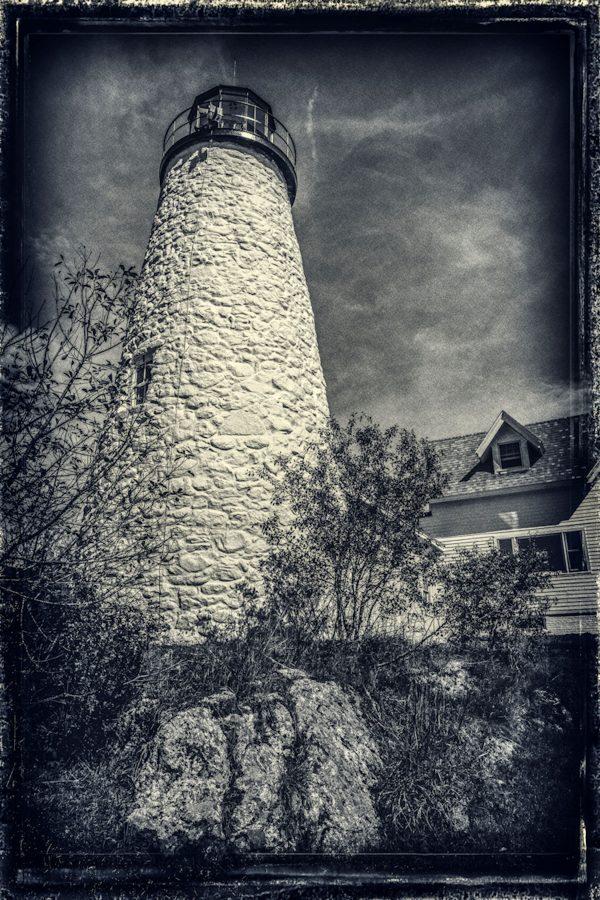 Dyce Head Lighthouse #3, Castine, Maine