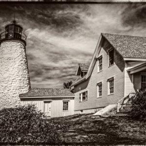 Dyce Head Lighthouse #8, Castine, Maine