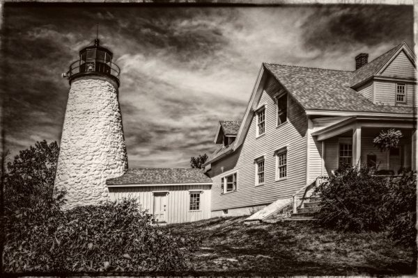Dyce Head Lighthouse #8, Castine, Maine