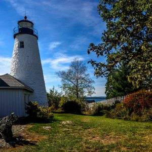 Dyce Head Lighthouse, Castine, Maine #13