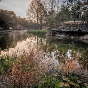 Early Morning on Smith Creek, Wimberley, Texas #7